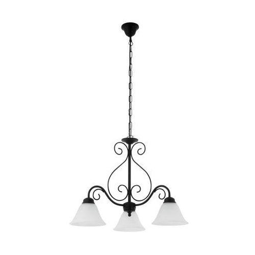 Rabalux  7813 - żyrandol na łańcuchu athen 3xe14/40w/230v, kategoria: lampy sufitowe