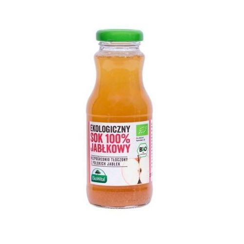 Sok jabłkowy tłoczony 100 % BIO 250 ml Bez Cukru