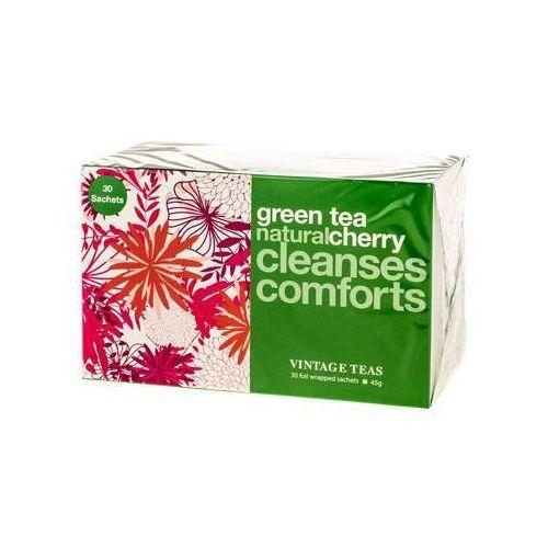 Vintage Teas Green Tea Cherry - 30 Torebek 1,5g
