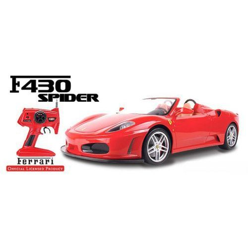 Auto ferrari f430 spider 8203 licencjonowany samochód 1:10  marki Mjx