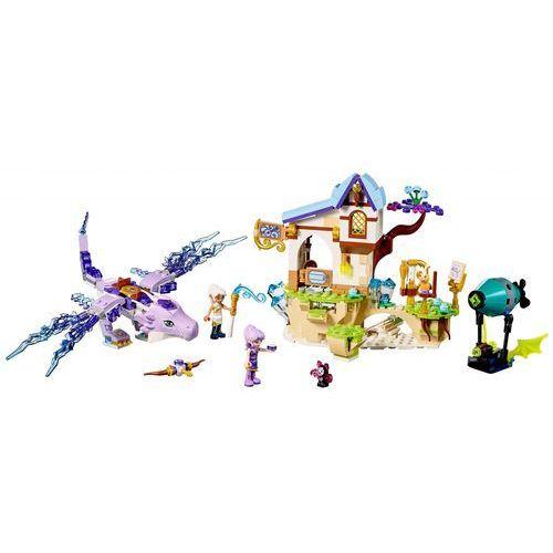 41193 ARIA I PIEŚŃ SMOKA WIATRU (Aira & the Song of the Wind Dragon) KLOCKI LEGO ELVES rabat 2%