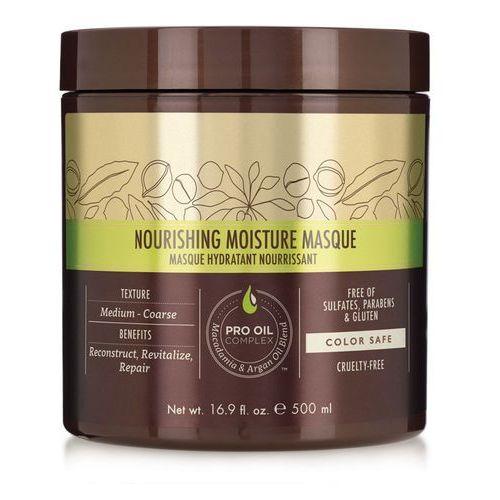 nourishing moisture - odżywcza maska do włosów normalnych i grubych 500ml marki Macadamia