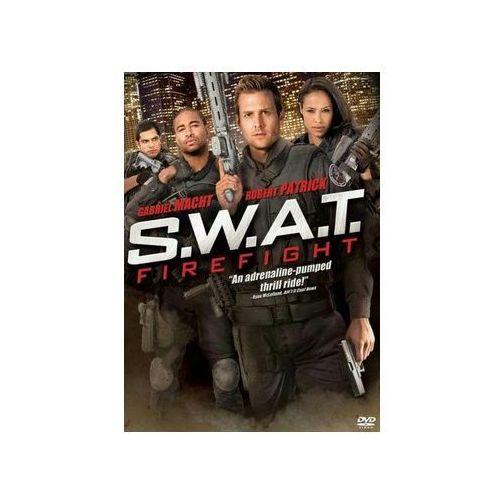 SWAT Miasto w ogniu (DVD) - Benny Boom