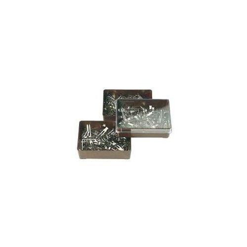 Efalock , klipsy w pudełku, metalowe, 100szt (4025341311055)
