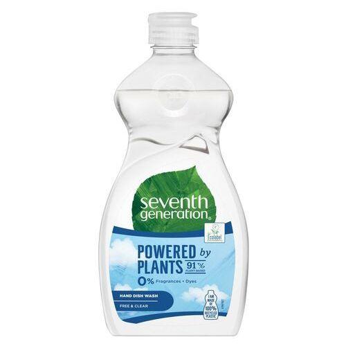 Powered By Plants Hand Dish Wash płyn do mycia naczyń Free & Clear 500ml (8717163712399)