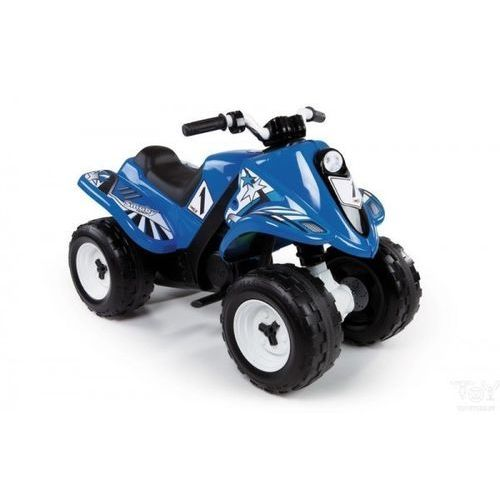 SMOBY Quad elektryczny Rally niebieski (7600033051)