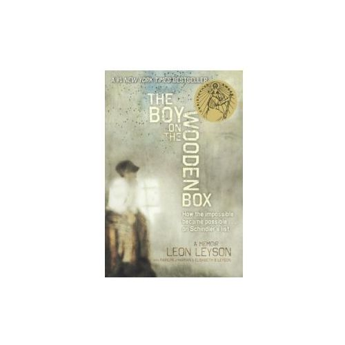 The Boy on the Wooden Box: How the Impossible Became Possible... on Schindler's List (9780606360975)
