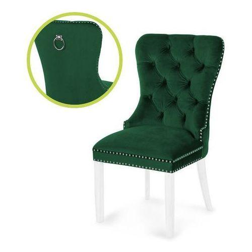 krzesło MADAME II zielony/ biały SO260, 14 - 28 dni roboczych