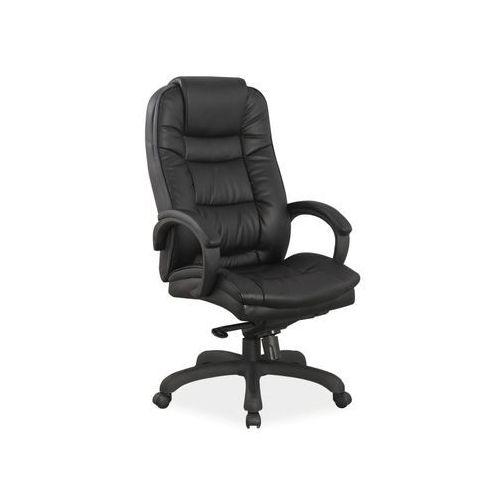 Signal Fotel obrotowy, krzesło biurowe q-155 black