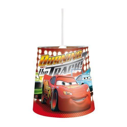 82463 Lampa wisząca dziecięca CARS 1xE27/40W czerwona - produkt z kategorii- Oświetlenie dla dzieci