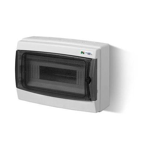Elektro-plast nasielsk Rozdzielnica 1x12 natynkowa ip65 1603-01 galant-plus elektro-plast