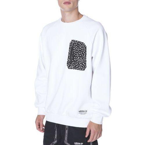 crew bluza biały xl marki Adidas originals