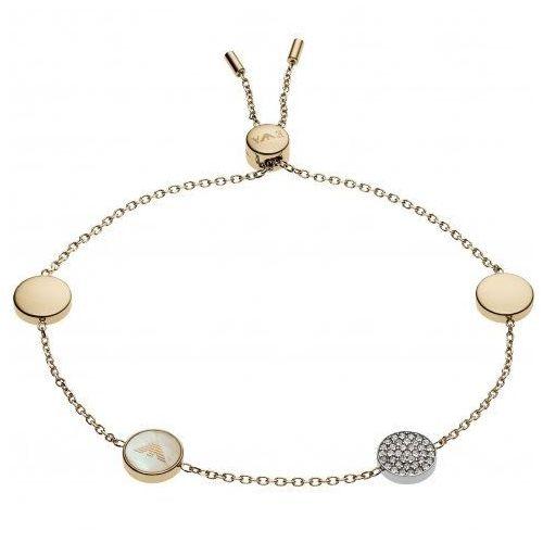 Emporio armani Bransoletka egs2348710 oryginalna biżuteria ea