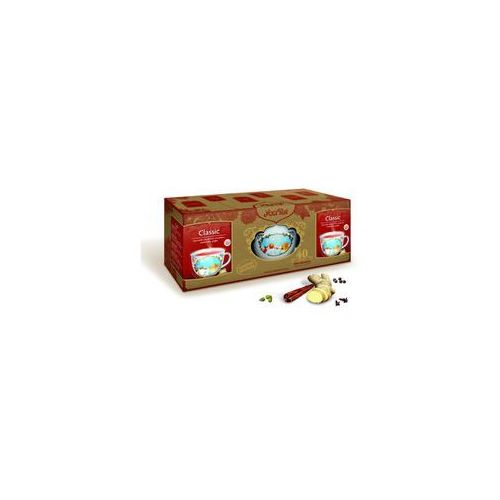 Żż zestaw z filiżanką (2 herbatki klasyczne bio) - yogi tea marki Yogi tea (herbatki)