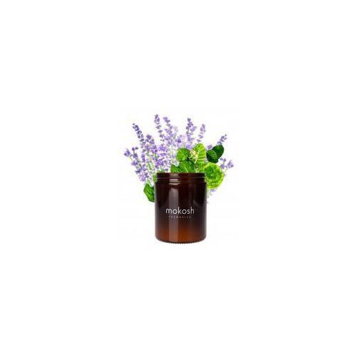 , roślinna świeca sojowa, sielska łąka, 140g marki Mokosh