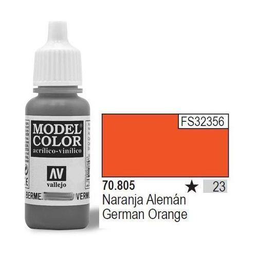 Vallejo Farba Nr23 German Orange 17ml, 441671
