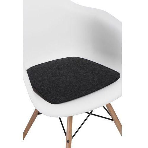D2.design Poduszka na krzesło arm chair szara cie. modern house bogata chata