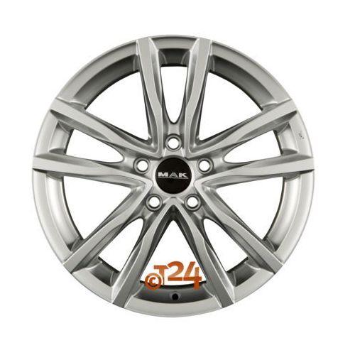 Felga aluminiowa milano 5 17 8 5x114,3 - kup dziś, zapłać za 30 dni marki Mak