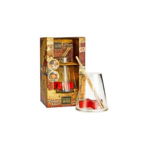 Eureka Łamigłówka w butelce (poszukiwanie skarbu) - poziom 4/4 - szybka wysyłka (od 49 zł gratis!) / odbiór: łomianki k. warszawy (5425004731074)