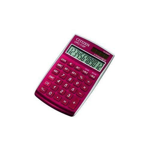 Kalkulator Citizen CPC-112RD (CPC-112RD) Czerwona