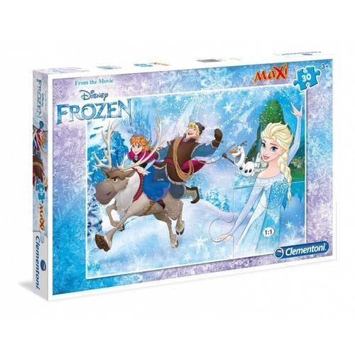 30 Elementów Maxi, Frozen (GXP-581219)
