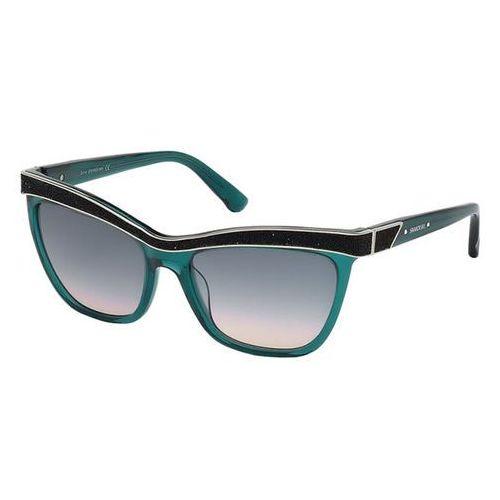 Swarovski Okulary słoneczne sk 0075 96p