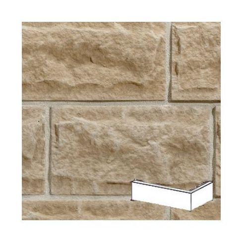 Stegu kamień dekoracyjny płytka kątowa roma 2 cream 9,8x23x16 opk. 1,19mb