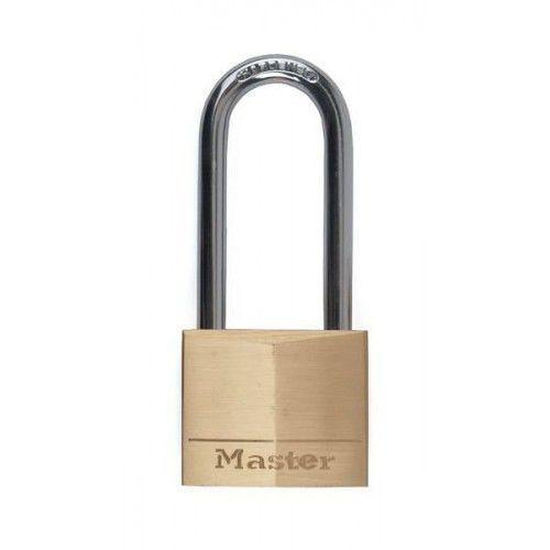Kłódka mosiężna 150EURDLJ z długim pałąkiem Master Lock