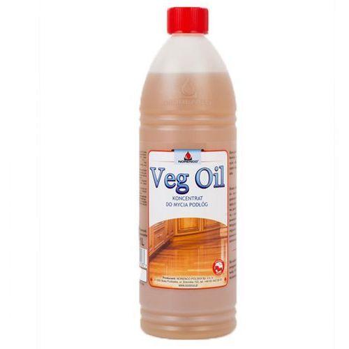 Norenco Veg oil 1l - pielęgnujący do powierzchni drewnianych (5907476629283)
