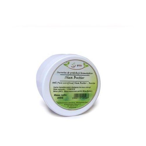 Vivio Masło shea nierafinowane surowiec kosmetyczny 200 g (5902115105487)