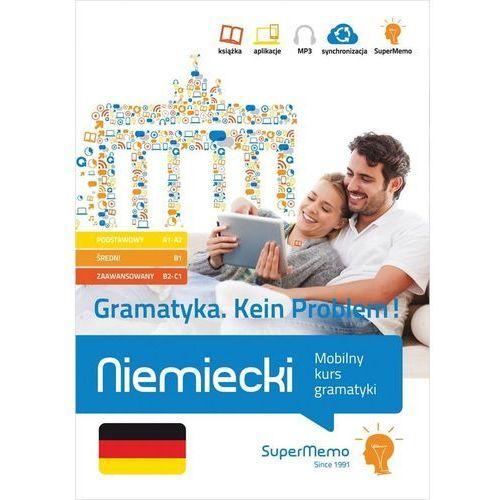 Gramatyka Kein Problem! Niemiecki Mobilny kurs gramatyki (poziom podstawowy A1-A2, średni B1 i zaawansowany, SuperMemo World