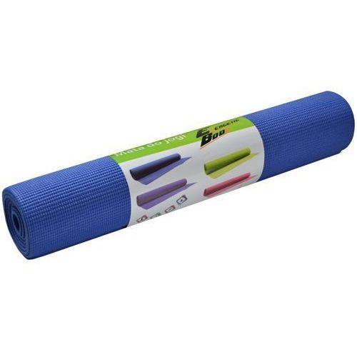 - mata do jogi 5 mm niebieska - niebieski marki Eb fit
