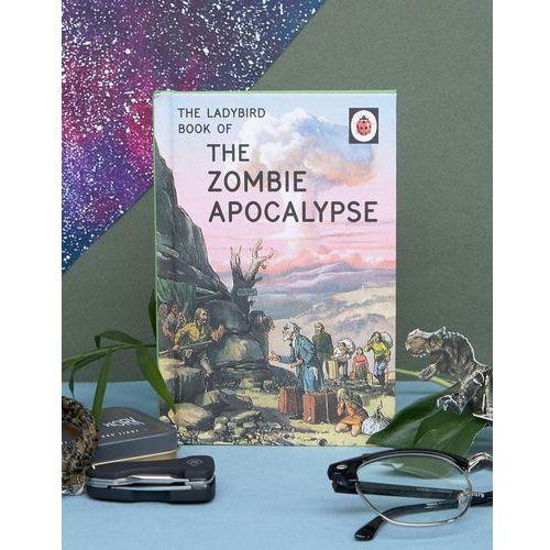 Books The ladybird book of the zombie apocalypse book - multi
