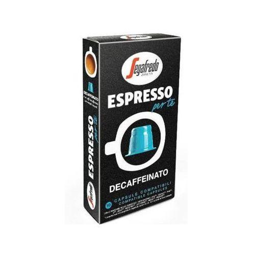 Segafredo Kpsułki sagafredo espresso per te decaffeinato (8003410333746)
