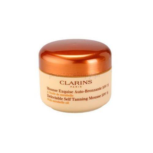 sun self-tanners pianka samoopalająca do twarzy i ciała spf 15 + do każdego zamówienia upominek. od producenta Clarins