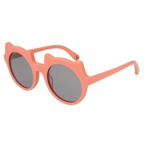 Okulary Słoneczne Stella McCartney SK0017S Kids 008, kolor żółty