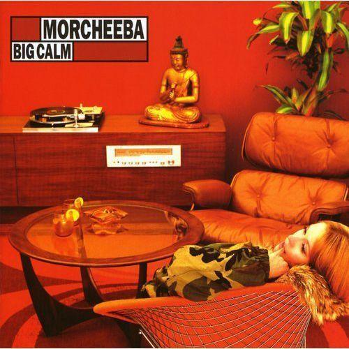Warner music / warner music uk Big calm - morcheeba (płyta cd)