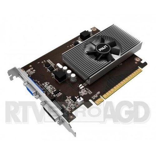 Karta graficzna Palit VGA Palit GT730 4GB D5 - NE5T730016G6F Darmowy odbiór w 20 miastach!