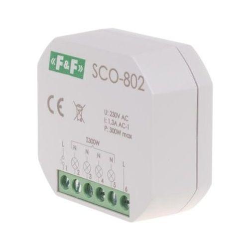 F&f Ściemniacz oświetlenia sco-802