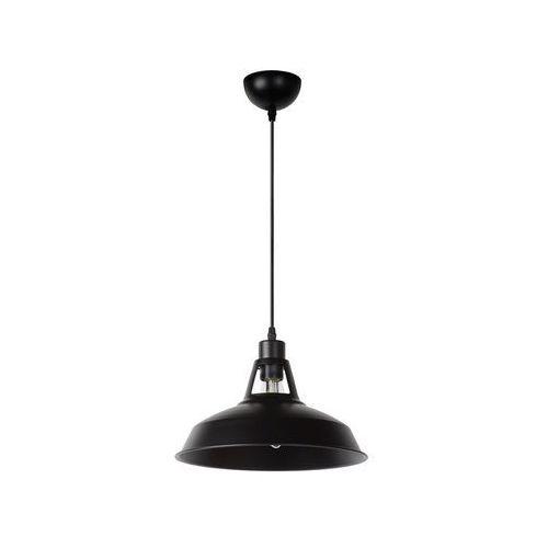 Lucide 43401/31/30 - lampa wisząca brassy-bis 1xe27/60w/230v czarny (5411212430236)