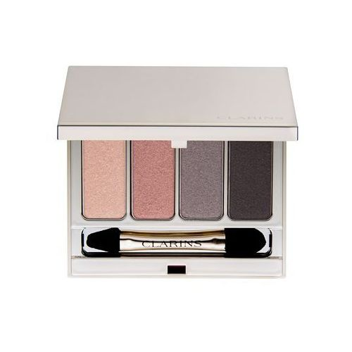 Clarins  eye make-up 4 colour eyeshadow palette paleta cieni do powiek odcień 01 nude 6,9 g (3380810060461)