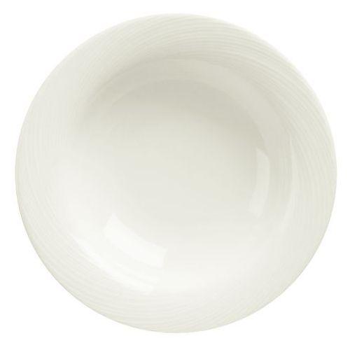 Talerz głęboki porcelanowy śr. 25 cm storm marki Porland - porcelana gastronomiczna