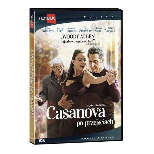 Casanova po przejściach dvd