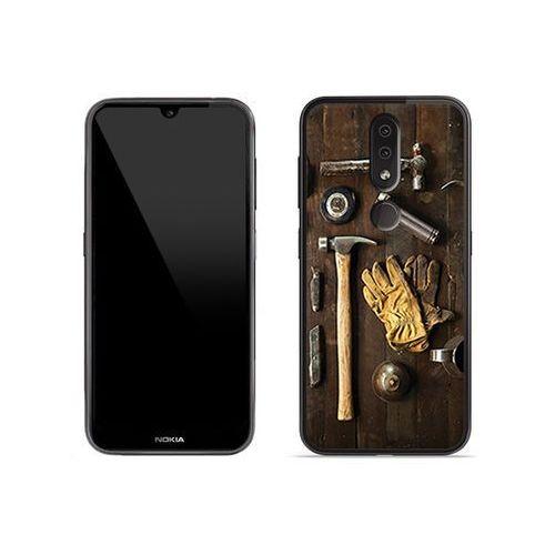 Nokia 4.2 - etui na telefon Foto Case - narzędzia