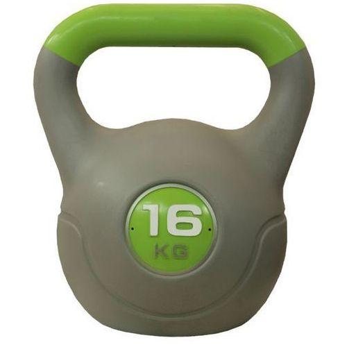 Hantla winylowa kettlebell stayer sport 16kg - 16 kg marki Stayer-sport