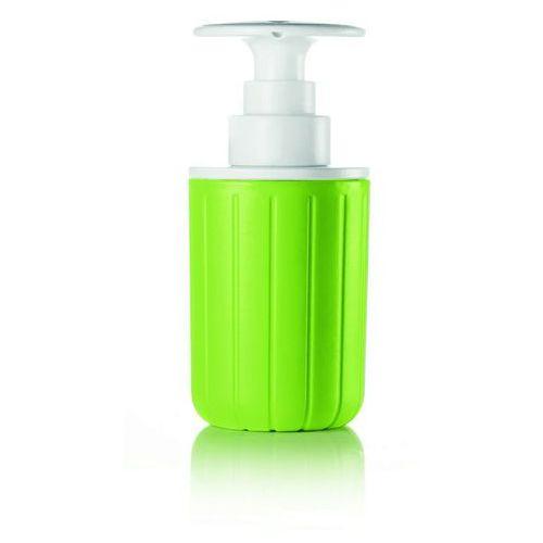 Dozownik do mydła i płynu kitchen active design zielony marki Guzzini