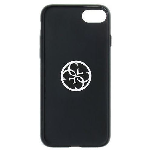 Guess Marble - Etui iPhone 8 / 7 (czarny) (3700740422694)