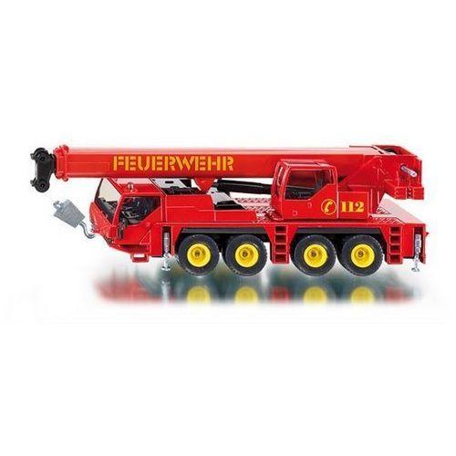 Siku Samochód strażacki z dźwigiem