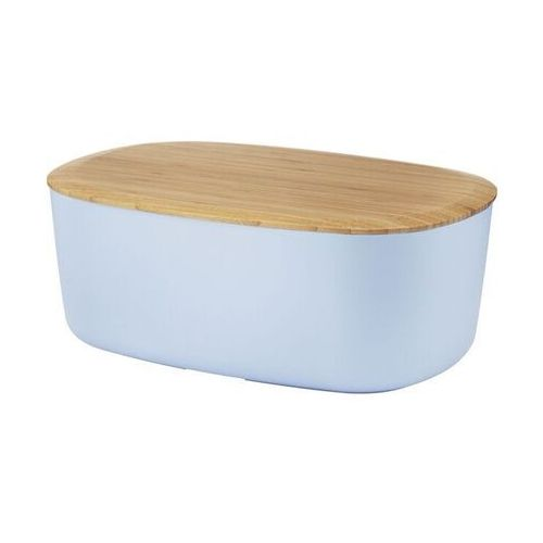 Chlebak z deską do krojenia Rig-Tig Box-It jasny niebieski