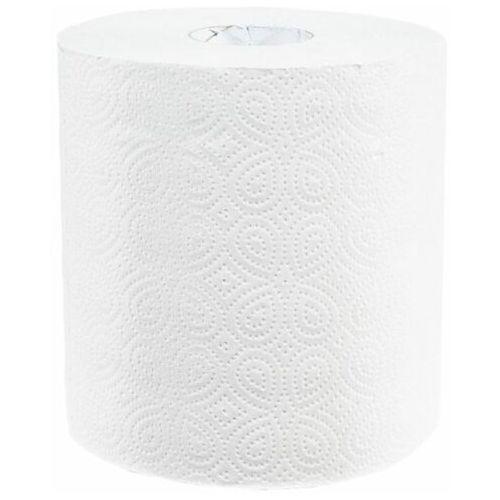Merida Ręcznik papierowy optimum maxi, śr. 19 cm, dł. 100 m, dwuwarstwowy, zgrzewka 6 szt.